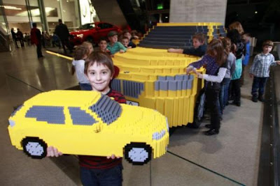BMW Lego