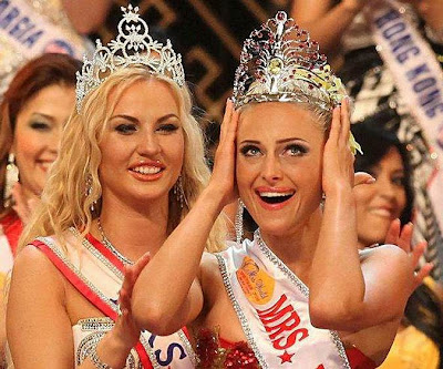 mrs world pageant