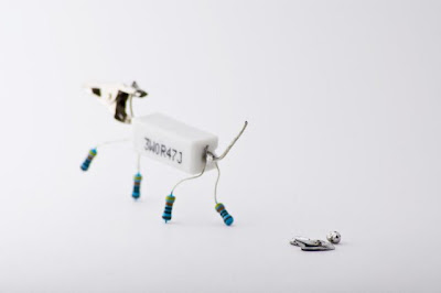 Brilliant creations with radio components Seen On www.coolpicturegallery.net