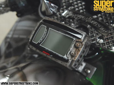 Predator motorbike