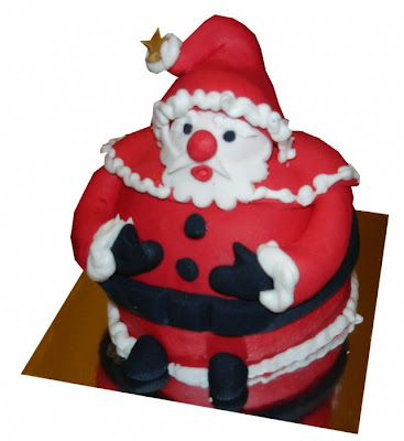 christmas cake pictures