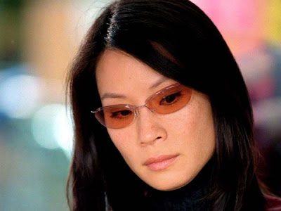 Lucy+Liu 10 Wanita Asia Paling  Seksi