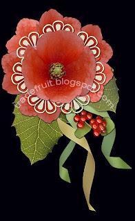 http://tradefruit.blogspot.com/2009/11/scrapbookingdigitalamapola-bouquet.html