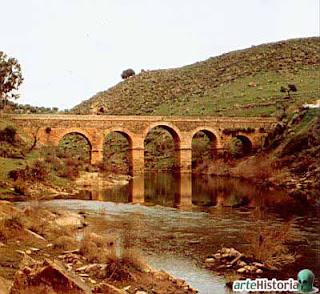 Puente Romano de Segura.