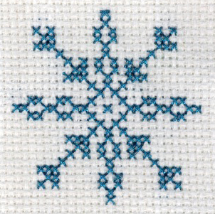 Free Yarn Snowflake Crochet Pattern - Orble