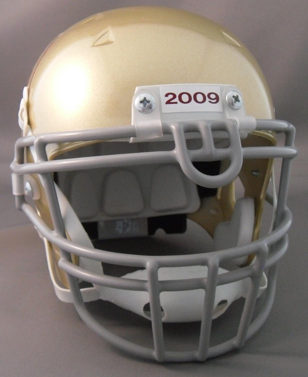 Football Helmet Front View : Helmetnation february