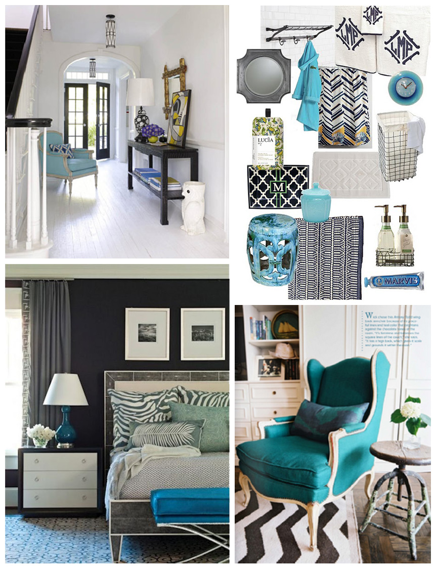 peacock inspired living room. INSPIRATION  LIVING ROOM Luisa Design