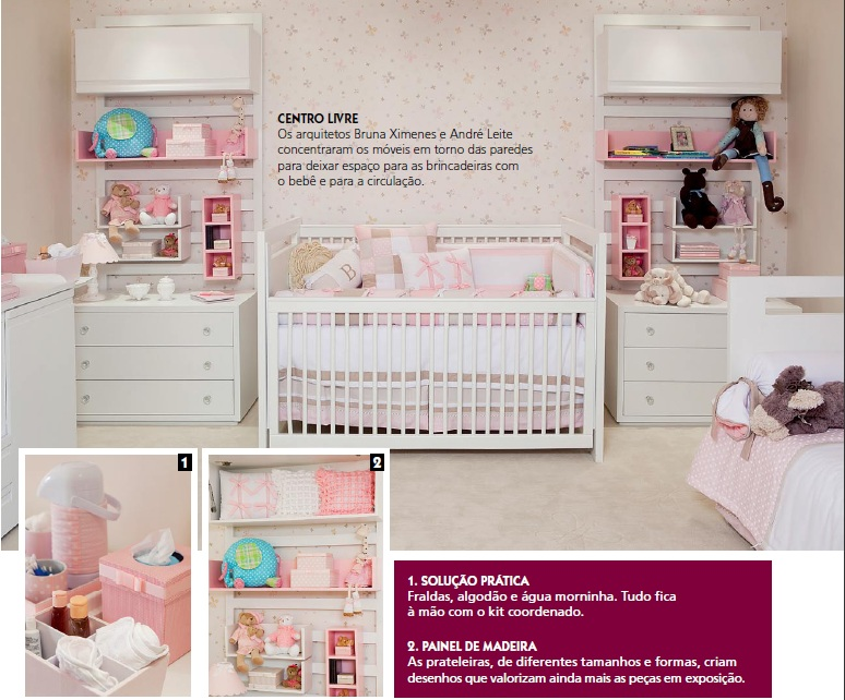 design interiores decoracao quarto bebe : design interiores decoracao quarto bebe:MAEDRA Design de Interiores: QUARTO DO BEBÊ