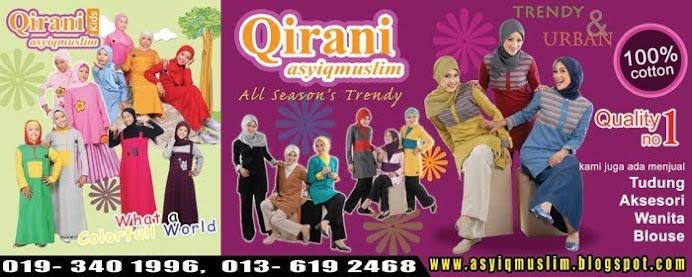 Busana Muslimah Yang Trendy