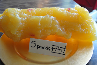 how fast to lose 10 percent body fat