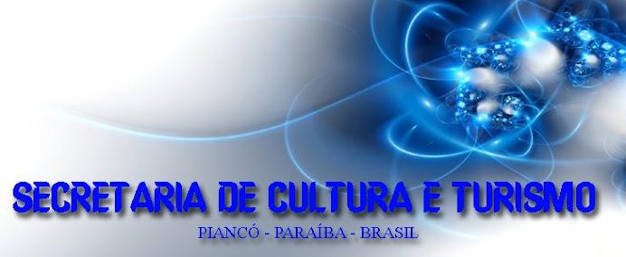 SECRETARIA DE CULTURA E TURISMO - PIANCÓ PARAÍBA