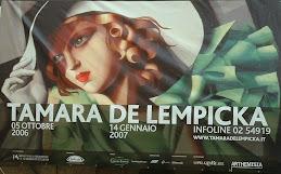 Exposición Tamara Lempicka