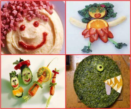 Fruits l gumes et enfants petites recettes pour enfants boudeurs - Recette legume pour enfant ...