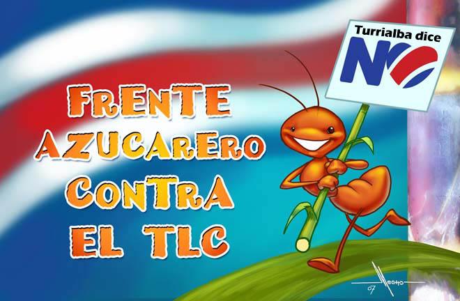 Frente Azucarero contra el T.L.C.