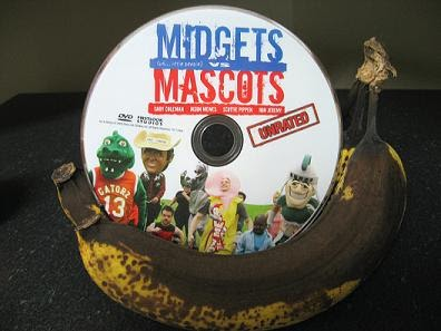 The Film Consumer: Midgets vs. Mascots (2009) - Rotten and