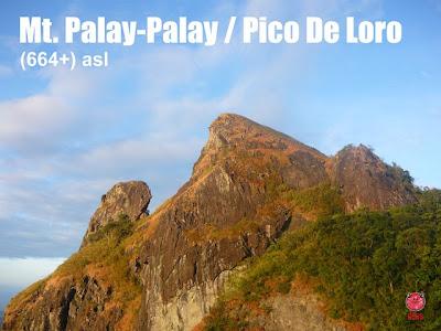 Infamous Pico de Loro
