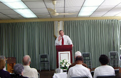 Preaching in Costa Rica