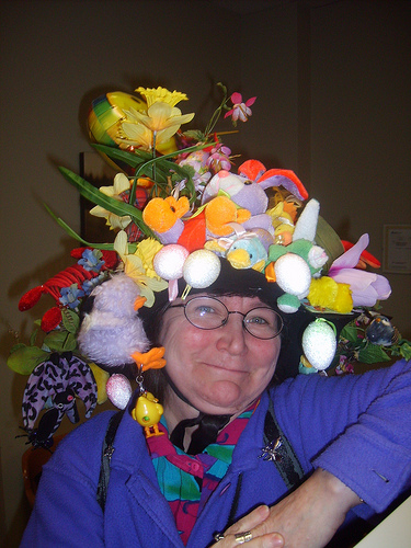 Crazy Hat Ideas For Crazy Hat Day Crazy hat. reply