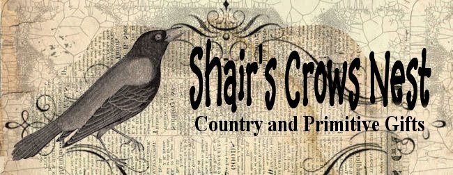 Shair's Crows Nest