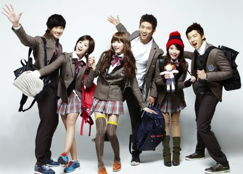 Wallpaper Artist Bollywood: Dream High - Film Drama Korea Terbaru