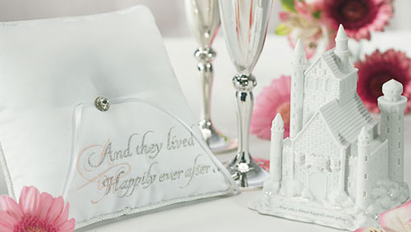 Your Fairy Tale Candle Favors