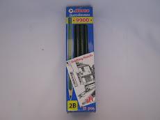 ดินสอแรเงา 2B ตราม้า