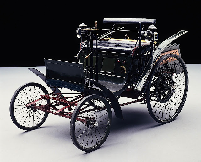 the oldest car in the world