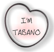 I'm Tabano