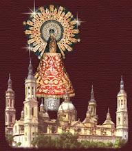¡Santísima Virgen del Pilar!