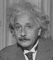 Albert Einstein (1879-1955). Nobel de Física en 1921