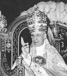 Santo Padre Pio XII