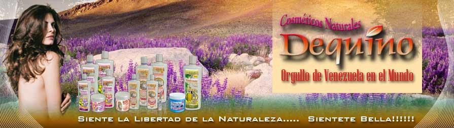 Cosmeticos  Naturales Dequino