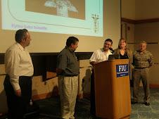 La inauguración de  KSS el 13 de Abril/2007 en FIU. Para ver más fotos hacer click en el link.