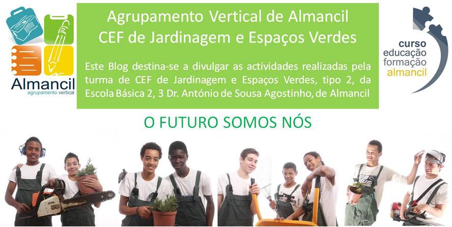 CEF de Jardinagem e Espaços Verdes - Almancil