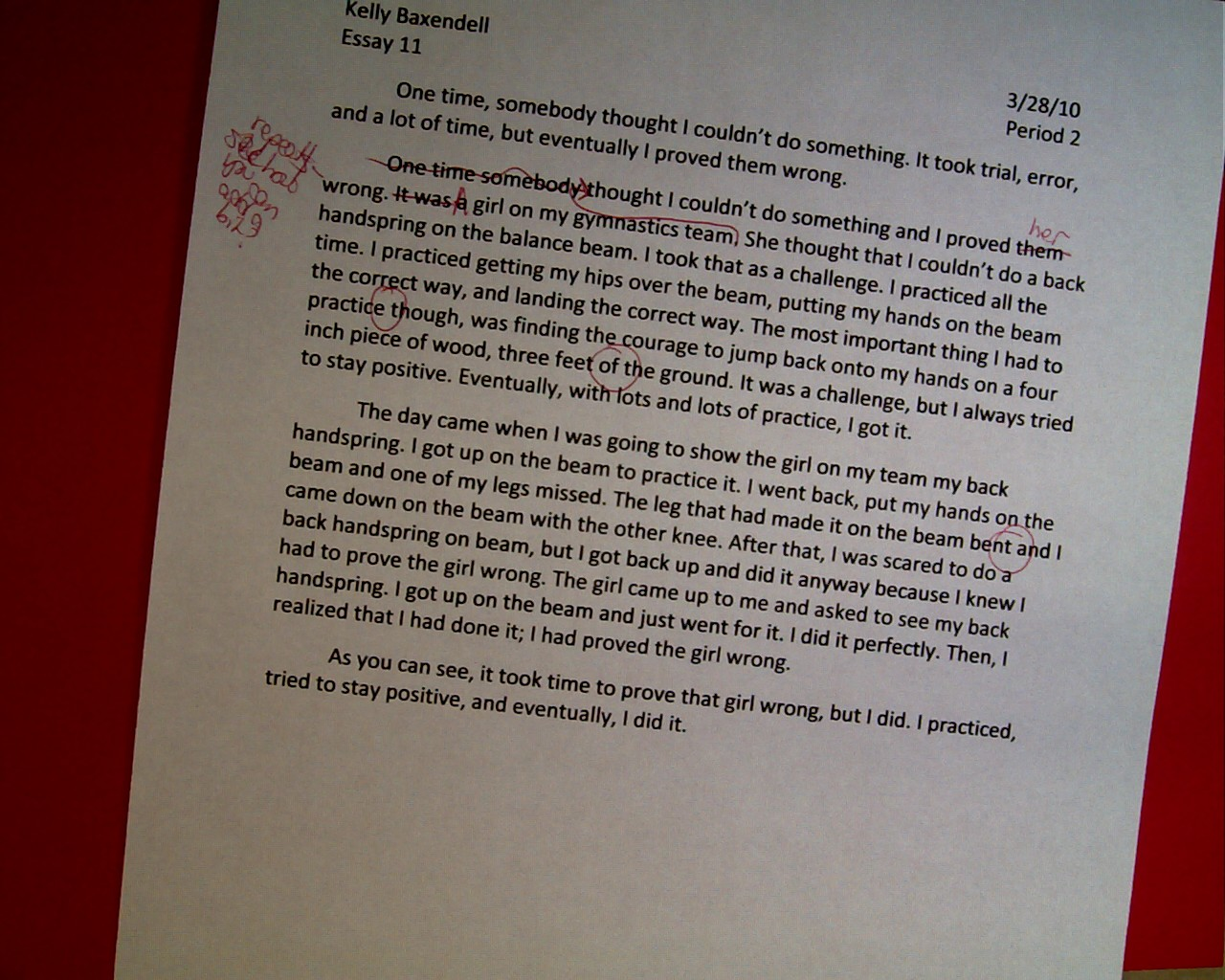 Essays thanking martin luther king for what he has done