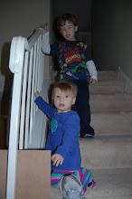 Stairwell Hijinks