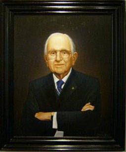 Peale's official Masonic portrait