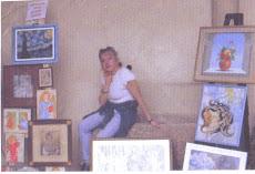 """1° Maggio 2003 : la mia prima esposizione """"en plein air"""""""
