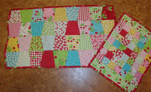 Country crafts and curtains quilt shop fredericton for Small square placemats