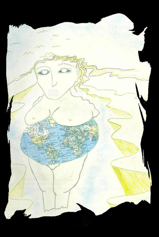 Mulher Mãe Muda d(A) História-rosannaperez