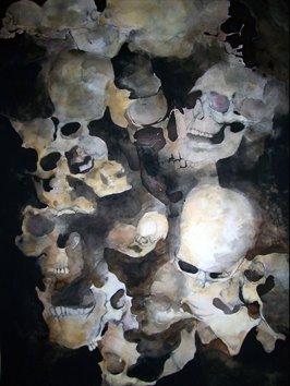 huesos y penas