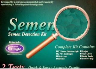 Semen Detection Kit