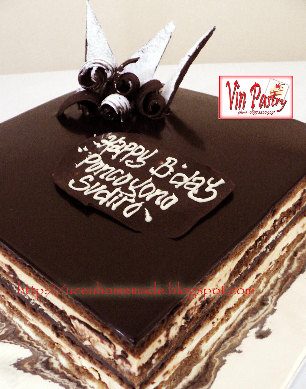 Opera Cake Qatar Opera Cake