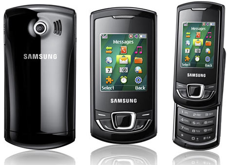 Samsung Monte Slide GT E2550 User Manual User Guide
