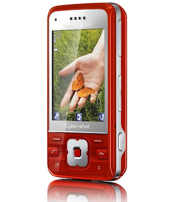Sony Ericsson C903, Upload Photos to Facebook Directly from Mobile Phone