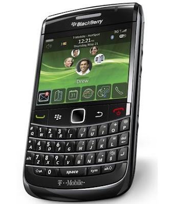 BlackBerry Onyx, Bold 9700