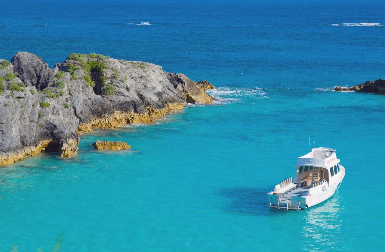 Most Beautiful Islands British Overseas Territories Bermuda