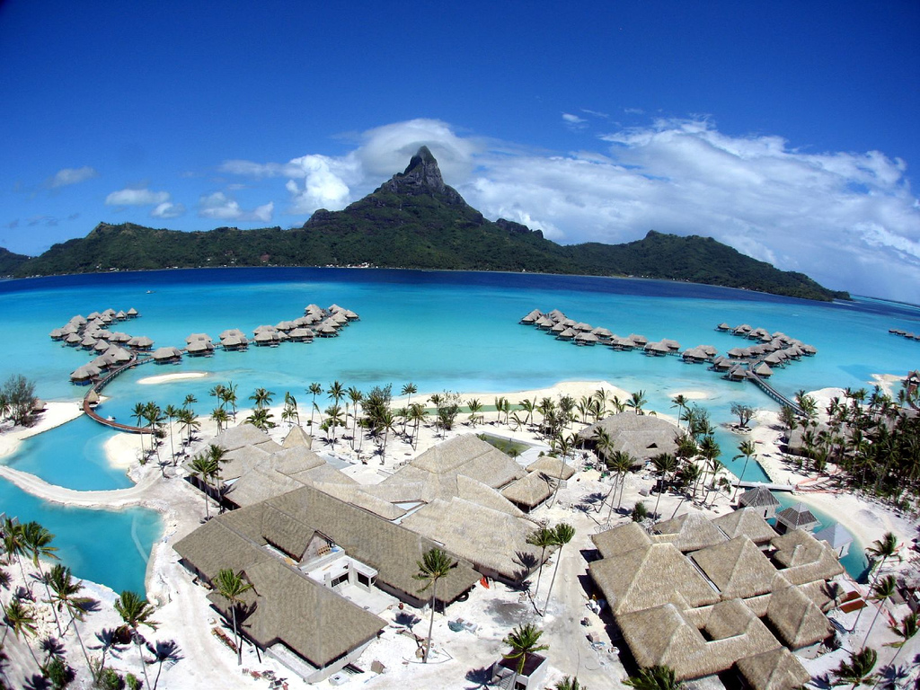 Most Beautiful Islands French Polynesia Islands Society