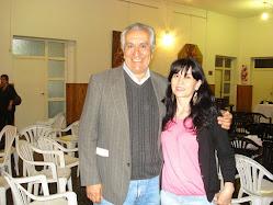Jorge Méndez fue homenajeado en el IV Encuentro Provincial de Poesía (Concordia) 25/10/08