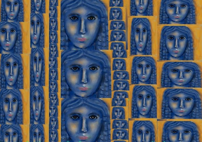 ClonImaging [ Αρχαι'κη Κουρη ] 4